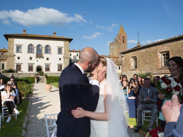 Il matrimonio di Giacomo e Jessica a Arezzo, Arezzo 40