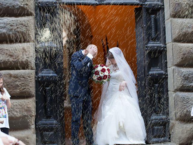 Il matrimonio di Giacomo e Jessica a Arezzo, Arezzo 41