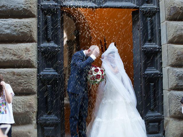 Il matrimonio di Giacomo e Jessica a Arezzo, Arezzo 42