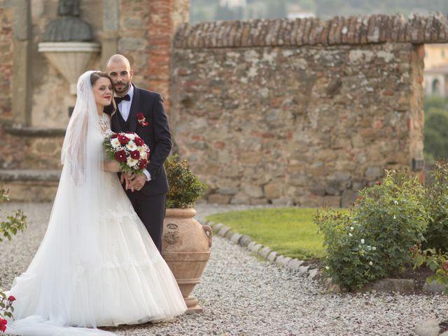 Il matrimonio di Giacomo e Jessica a Arezzo, Arezzo 44