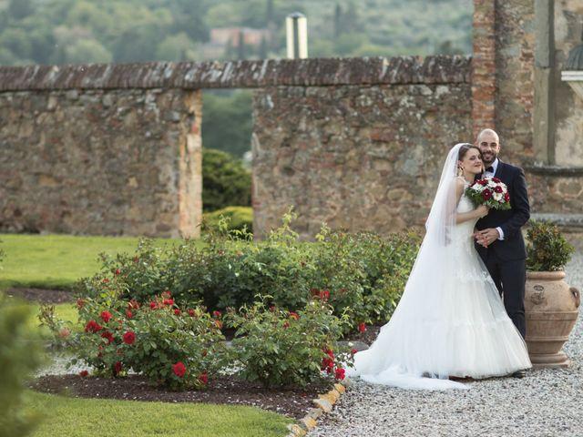 Il matrimonio di Giacomo e Jessica a Arezzo, Arezzo 45