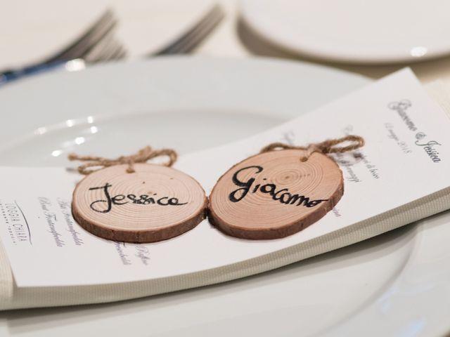Il matrimonio di Giacomo e Jessica a Arezzo, Arezzo 50