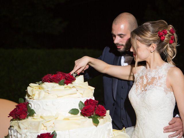 Il matrimonio di Giacomo e Jessica a Arezzo, Arezzo 53