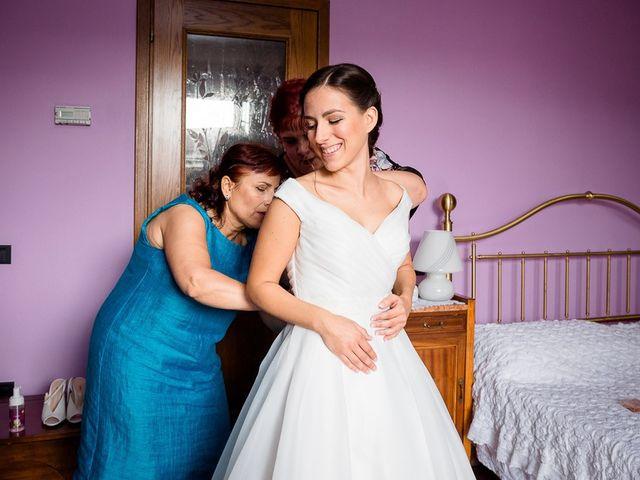 Il matrimonio di Filippo e Ester a Monte Cremasco, Cremona 6
