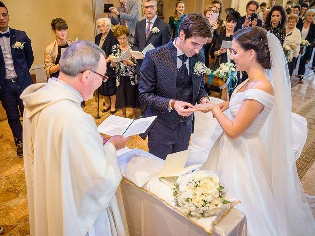 Il matrimonio di Filippo e Ester a Monte Cremasco, Cremona 14
