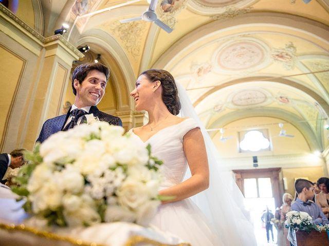 Il matrimonio di Filippo e Ester a Monte Cremasco, Cremona 15