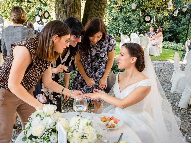 Il matrimonio di Filippo e Ester a Monte Cremasco, Cremona 22