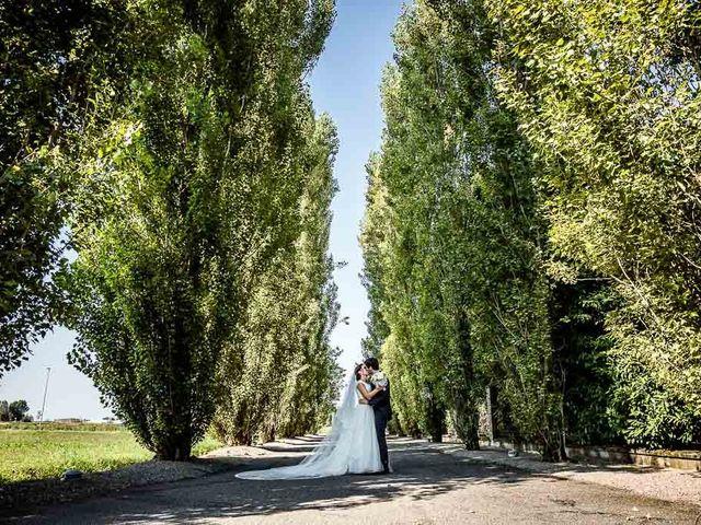 Il matrimonio di Filippo e Ester a Monte Cremasco, Cremona 23