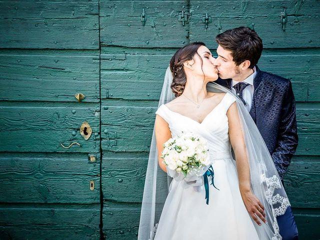Il matrimonio di Filippo e Ester a Monte Cremasco, Cremona 1