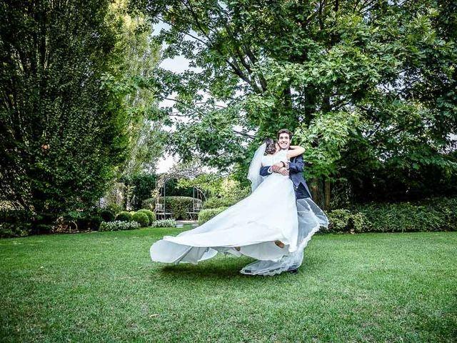 Il matrimonio di Filippo e Ester a Monte Cremasco, Cremona 24