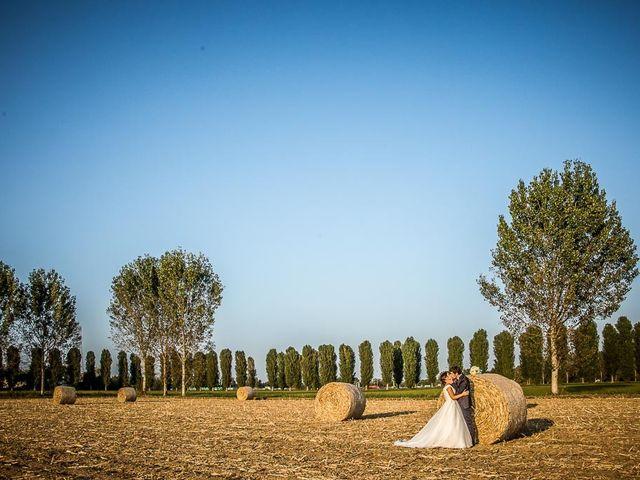 Il matrimonio di Filippo e Ester a Monte Cremasco, Cremona 25