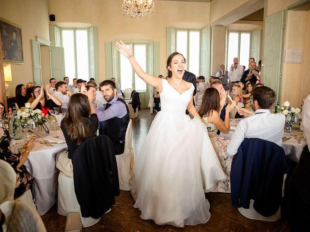Il matrimonio di Filippo e Ester a Monte Cremasco, Cremona 27