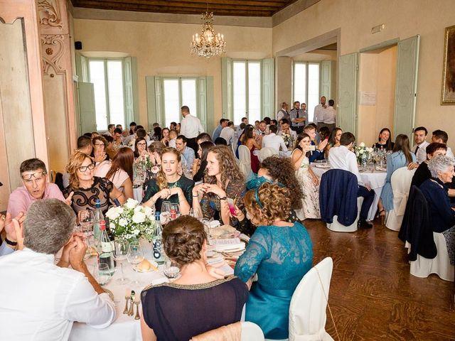 Il matrimonio di Filippo e Ester a Monte Cremasco, Cremona 29
