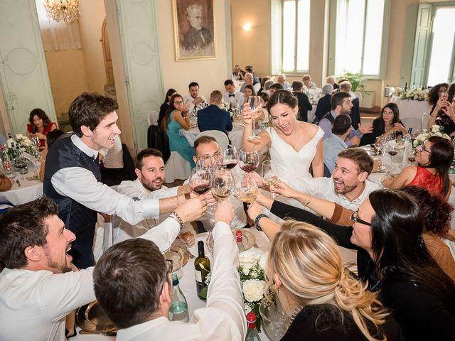 Il matrimonio di Filippo e Ester a Monte Cremasco, Cremona 31