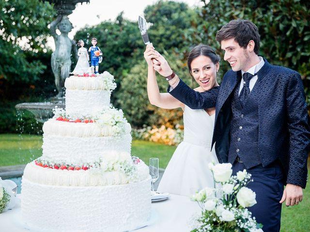 Il matrimonio di Filippo e Ester a Monte Cremasco, Cremona 33