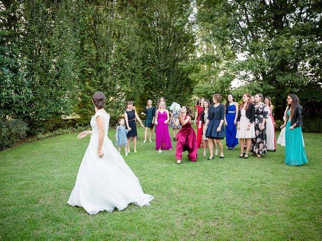 Il matrimonio di Filippo e Ester a Monte Cremasco, Cremona 34
