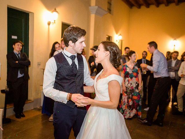 Il matrimonio di Filippo e Ester a Monte Cremasco, Cremona 38