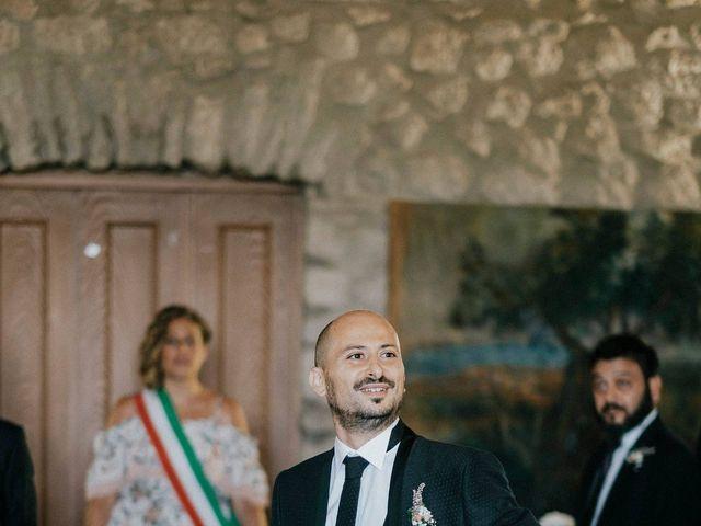 Il matrimonio di Michele e Paola a Torrecuso, Benevento 24