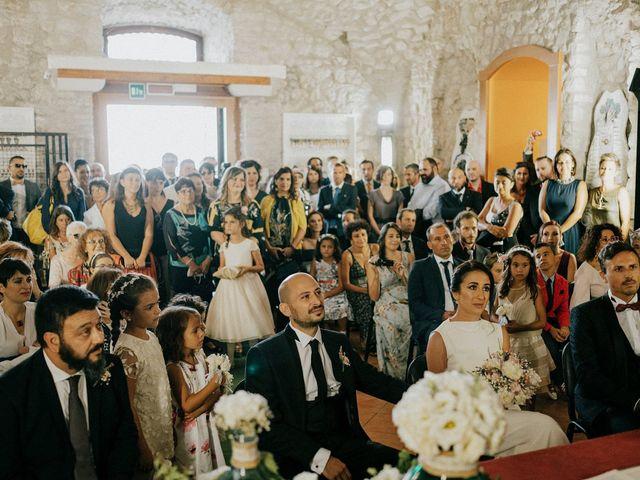 Il matrimonio di Michele e Paola a Torrecuso, Benevento 32