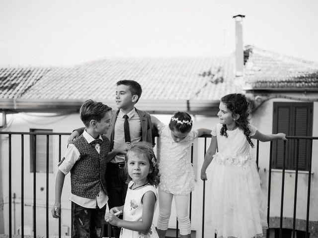 Il matrimonio di Michele e Paola a Torrecuso, Benevento 48