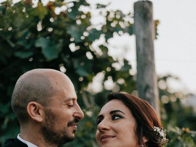 Il matrimonio di Michele e Paola a Torrecuso, Benevento 54