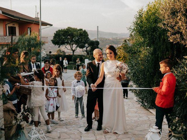 Il matrimonio di Michele e Paola a Torrecuso, Benevento 59