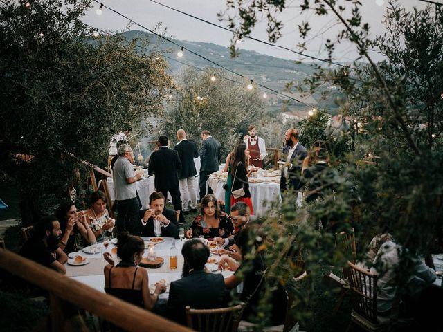 Il matrimonio di Michele e Paola a Torrecuso, Benevento 62