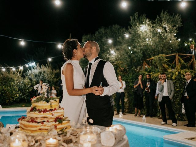 Il matrimonio di Michele e Paola a Torrecuso, Benevento 86