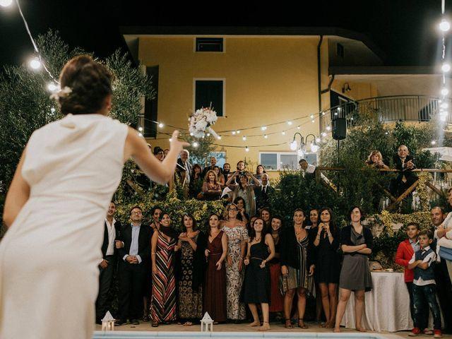 Il matrimonio di Michele e Paola a Torrecuso, Benevento 87