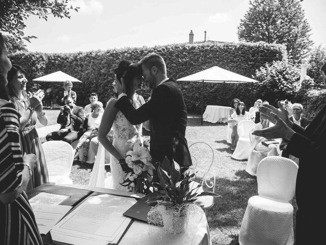 Il matrimonio di Lorenzo e Benedetta a Caorso, Piacenza 13