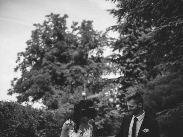 Il matrimonio di Lorenzo e Benedetta a Caorso, Piacenza 28