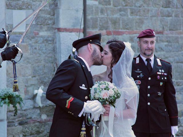 Il matrimonio di Veronica e Salvatore a Pisa, Pisa 10