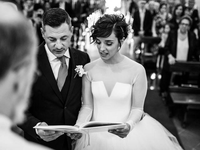 Il matrimonio di Mirko e Elena a Rodigo, Mantova 13