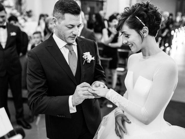 Il matrimonio di Mirko e Elena a Rodigo, Mantova 14