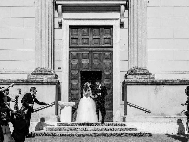 Il matrimonio di Mirko e Elena a Rodigo, Mantova 20