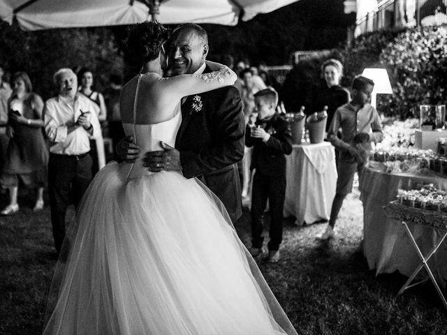 Il matrimonio di Mirko e Elena a Rodigo, Mantova 30