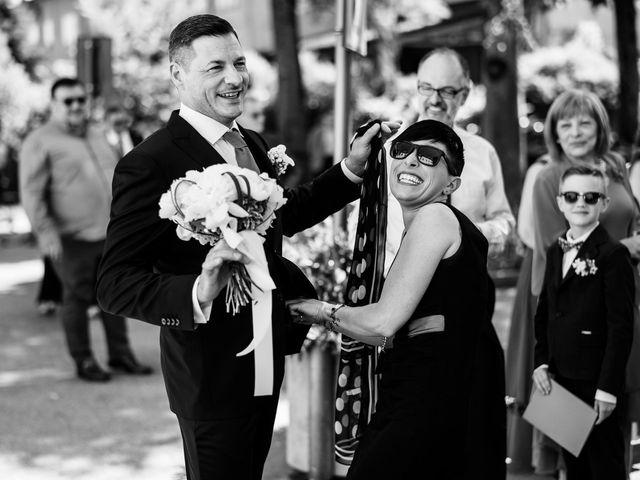 Il matrimonio di Mirko e Elena a Rodigo, Mantova 6