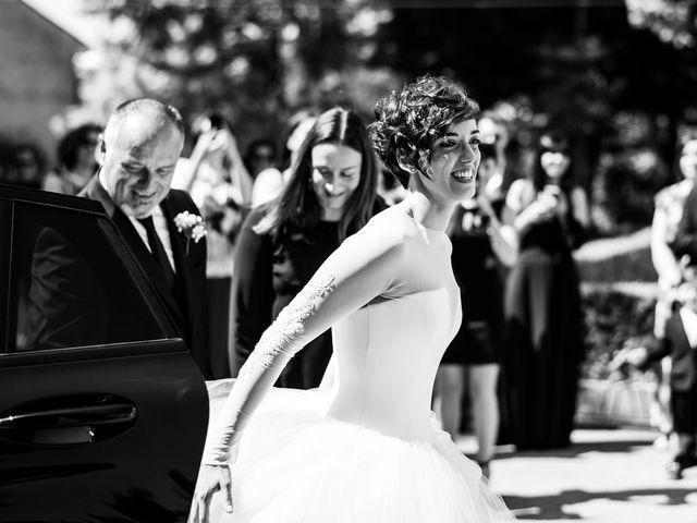 Il matrimonio di Mirko e Elena a Rodigo, Mantova 7