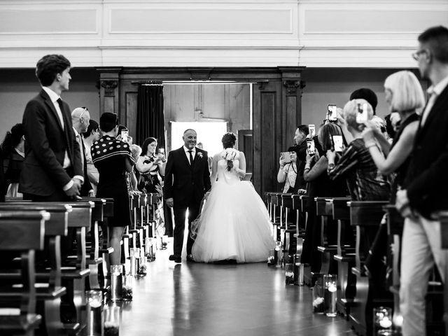 Il matrimonio di Mirko e Elena a Rodigo, Mantova 11