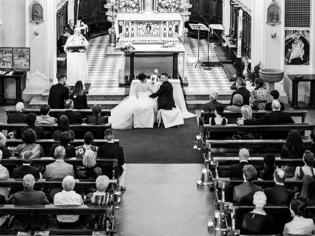 Il matrimonio di Mirko e Elena a Rodigo, Mantova 16