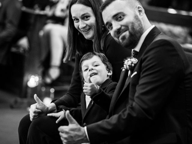 Il matrimonio di Mirko e Elena a Rodigo, Mantova 17