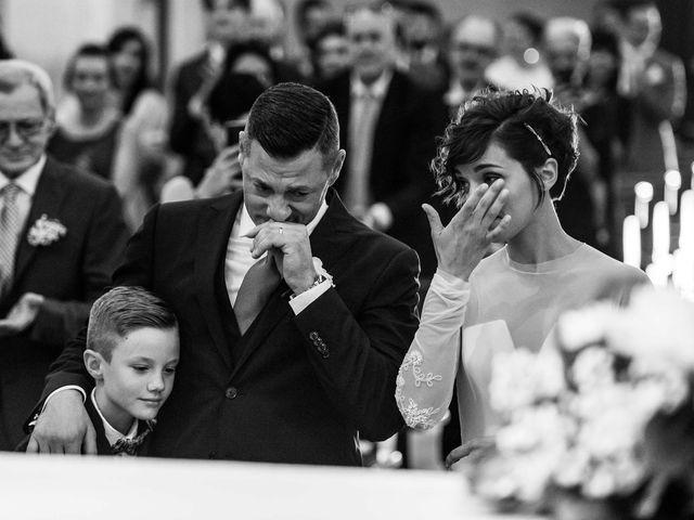 Il matrimonio di Mirko e Elena a Rodigo, Mantova 19