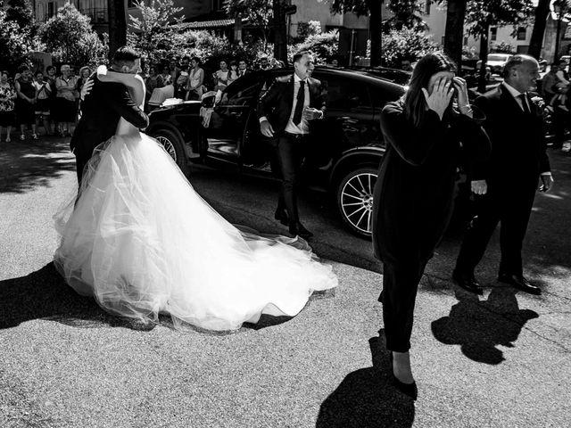 Il matrimonio di Mirko e Elena a Rodigo, Mantova 8