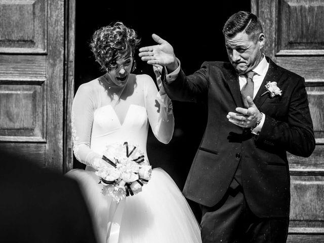 Il matrimonio di Mirko e Elena a Rodigo, Mantova 21