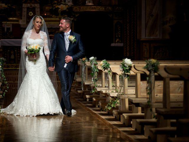 Le nozze di Sharon e Emanuele