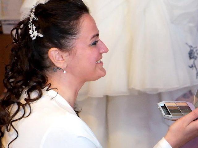 Il matrimonio di Andrea e Elisa a Trezzano Rosa, Milano 1