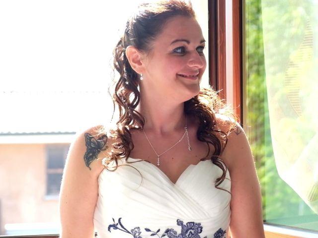 Il matrimonio di Andrea e Elisa a Trezzano Rosa, Milano 2