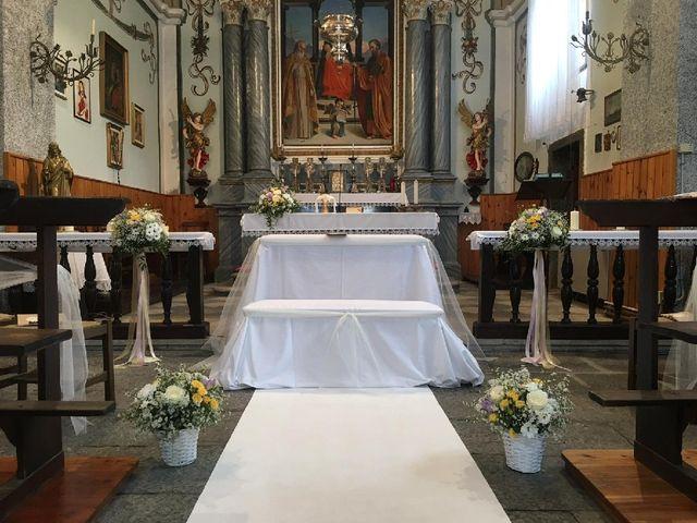 Il matrimonio di Mattia  e Eleonora a Varzo, Verbania 2