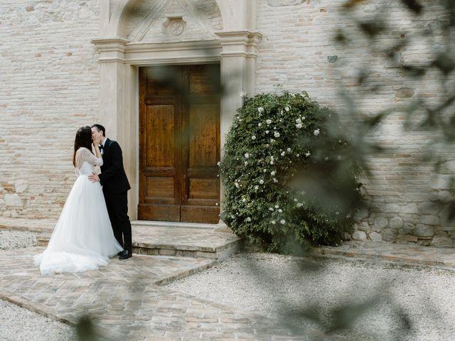 Le nozze di Martina e Nazzareno