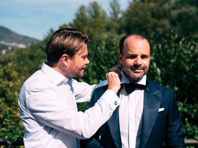 Il matrimonio di Niklas e Agnes a Alassio, Savona 8
